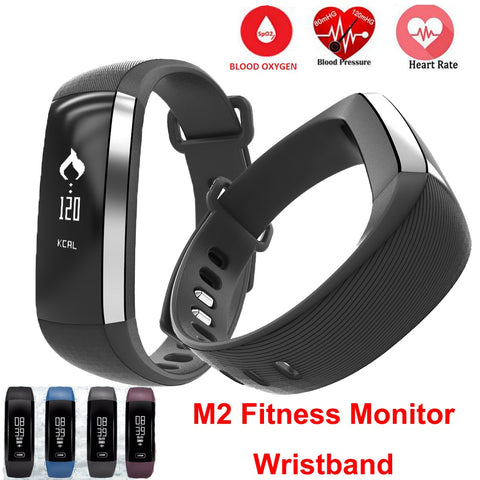 Fitness Monitor Wristband