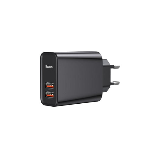 Baseus Quick USB Charger 4.0 (5A or 30W) for Android SmartPhones or Quick Fast Charger for iPhone