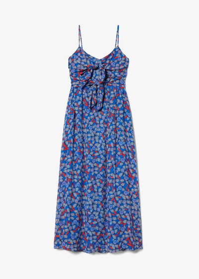 Azure Leilani Cami Dress - Womens Dress by Derek Lam