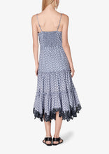 Load image into Gallery viewer, Blue Samaria Cami Dress - Womens Dress by Derek Lam