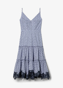 Blue Samaria Cami Dress - Womens Dress by Derek Lam