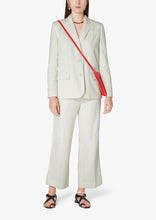 Load image into Gallery viewer, Maize Isa Knit Back Blazer - Womens Jacket by Derek Lam