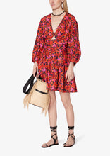 Load image into Gallery viewer, Midnight Talia Dress - Womens Dress by Derek Lam