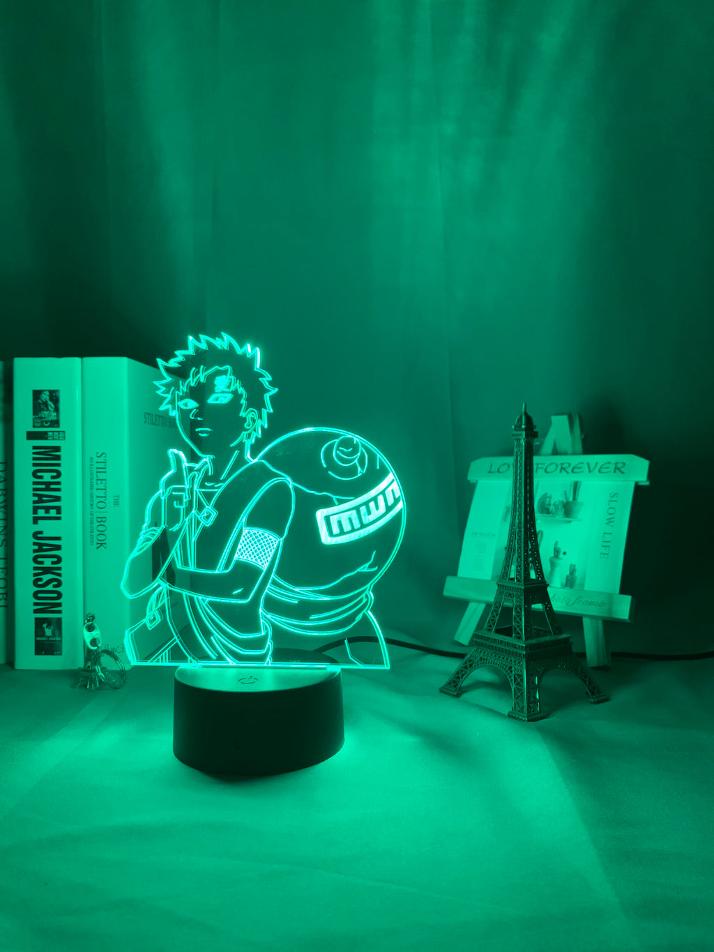 Gaara Led Lamp