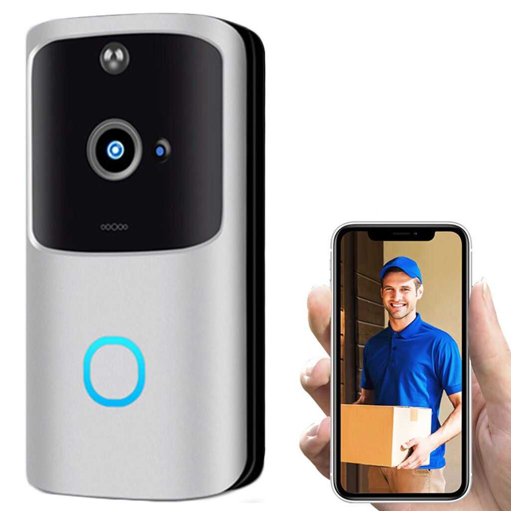 Wireless WiFi DoorBell Smart Video Phone Visual