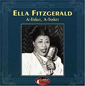 Cover art for A Tisket A Tasket - Ella Fitzgerald: Piano/Voice/Guitar Sheet Music | Axtell Music
