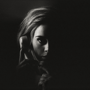 This is the cover art for the single Hello by the artist Adele. The cover art copyright is believed to belong to the label, XL Recordings, or the graphic artist(s). Hello - Adele: Piano/Voice/Guitar Sheet Music | Axtell Music
