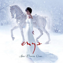 Load image into Gallery viewer, This is the cover art for And Winter Came... by the artist Enya. The cover art copyright is believed to belong to the label, Warner Bros. (UK) / />Reprise (US), or the graphic artist(s). Download and print O Come O Come Emmanuel by Enya: Christmas Sheet Music. Sheet Music for Piano/Voice/Guitar.