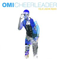 Load image into Gallery viewer, This is the cover art for Cheerleader (Felix Jaehn Remix) by the artist OMI remixed by Felix Jaehn. The cover art copyright is believed to belong to the label, Sony Music, or the graphic artist(s). Cover of single Cheerleader (Felix Jaehn Remix) by OMI. Cheerleader - Omi Piano/Voice/Guitar Sheet Music | Axtell Music
