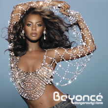 Load image into Gallery viewer, Description: Cover art to Beyoncé's 2003 album Dangerously In Love. Image by Markus Klinko & Indrani Copyright Holder: © Columbia Records Source: Swedish Charts. Crazy In Love - Beyoncé: Piano/Voice/Guitar Sheet Music | Axtell Music