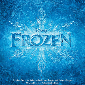 This is the cover art for Frozen. Let It Go (from 'Frozen') - Idina Menzel: Sheet Music| Axtell Music