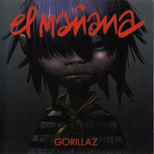 Load image into Gallery viewer, This is the cover art for El Mañana (song) by the artist Gorillaz. The cover art copyright is believed to belong to the record label or the graphic artist(s).   El Mañana - Gorillaz: Piano/Voice/Guitar Sheet Music | Axtell Music
