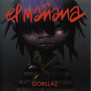 This is the cover art for El Mañana (song) by the artist Gorillaz. The cover art copyright is believed to belong to the record label or the graphic artist(s).   El Mañana - Gorillaz: Piano/Voice/Guitar Sheet Music | Axtell Music