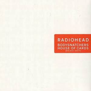Single cover. Bodysnatchers - Radiohead: Piano/Voice/Guitar Sheet Music