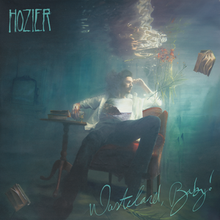 Load image into Gallery viewer, This is the cover art for Wasteland, Baby! by the artist Hozier. The cover art copyright is believed to belong to the label, Rubyworks, or the graphic artist(s). Dinner & Diatribes - Hozier: Piano/Voice/Guitar Sheet Music