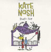 Load image into Gallery viewer, This is the cover art for the single Pumpkin Soup by the artist Kate Nash. The cover art copyright is believed to belong to the label, Fiction, or the graphic artist(s). Pumpkin Soup - Kate Nash: Piano/Voice/Guitar Sheet Music | Axtell Music