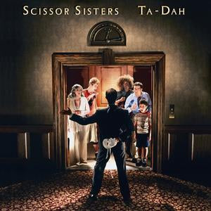Cover for for Might Tell You Tonight, Scissor Sisters, Piano/Guitar/Voice sheet music