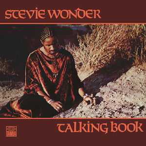 This is the cover art for the album Talking Book by the artist Stevie Wonder. The cover art copyright is believed to belong to the label, Motown, or the graphic artist(s). Superstition - Stevie Wonder Sheet Music | Axtell Music