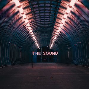 This is the cover art for The Sound by the artist The 1975. The cover art copyright is believed to belong to Dirty Hit.  The Sound - The 1975: Piano/Voice/Guitar Sheet Music