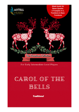 Load image into Gallery viewer,  Cover art for Carol Of The Bells: Traditional Christmas Sheet Music | Axtell Music