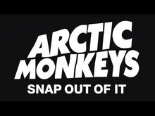 "Load and play video in Gallery viewer, This is the video for the single ""Snap Out of It"" by the artist Arctic Monkeys. The cover art copyright is believed to belong to the label, Domino Recording Company, or the graphic artist(s). Snap Out Of It - Arctic Monkeys: Piano/Voice/Guitar Sheet Music"