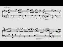 Load and play video in Gallery viewer, This is the video for Polonaise - Frédéric Chopin: Piano Sheet Music | Axtell Music