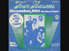 Load and play video in Gallery viewer, This video is for December 1963 - The Four Seasons: Sheet Music | Axtell Music
