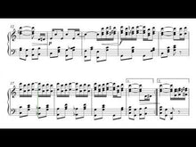 Load and play video in Gallery viewer, Video for The Entertainer - Scott Joplin : Piano Sheet Music | Axtell Music
