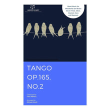 Load image into Gallery viewer, Cover art for Tango Op.165 No 2 - Isaac Albeniz Woodwind Decet Sheet Music