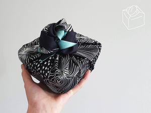 How to wrap: The rose artichoke