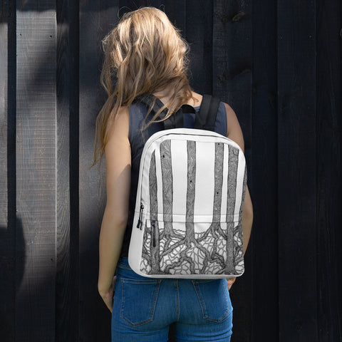 """Lost In The Woods"" Backpack"