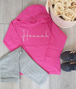The Hannah Light Weight Hoodie and Leggings Set