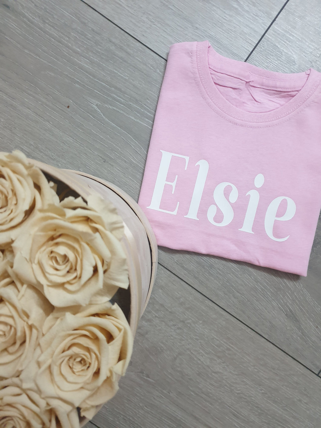 Bold Elsie Child's Tee