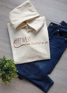 Happiness Adults Hoodie