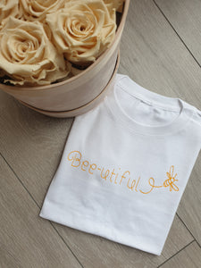 Bee-utiful Twinning T-shirt Set