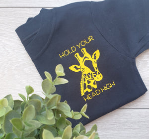 Hold Your Head Women's T-shirt