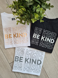 Be Kind Child's Sweatshirts 6-12+