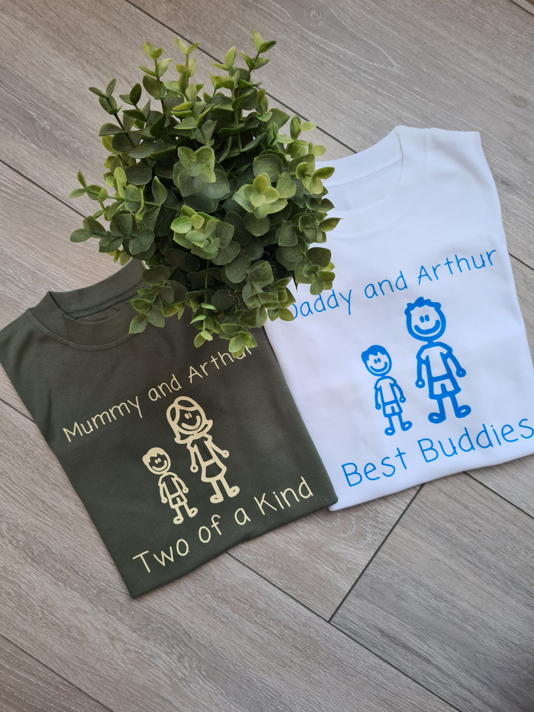 Parent and Child Tee