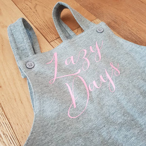 Lazy Days Dungarees