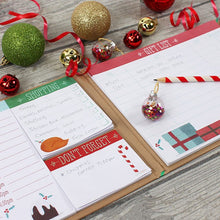 Load image into Gallery viewer, Christmas Planner