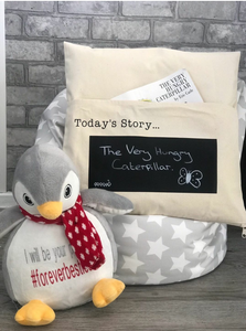 Today's story is Pocket Cushion cover