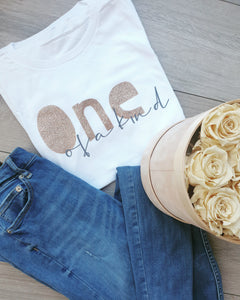 One of a kind womens tee