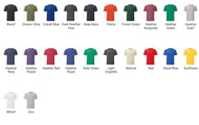 Load image into Gallery viewer, Multi-Coloured line Women's T-shirt