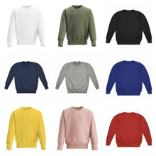 Load image into Gallery viewer, Signature Child's Sweatshirts 6-12+