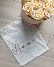 Load image into Gallery viewer, Mummy Marble Unisex Tee