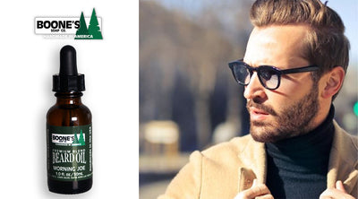 Morning Joe Beard Oil