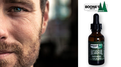 Patchouli Beard Oil