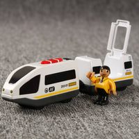 Train Toy Set With Remote