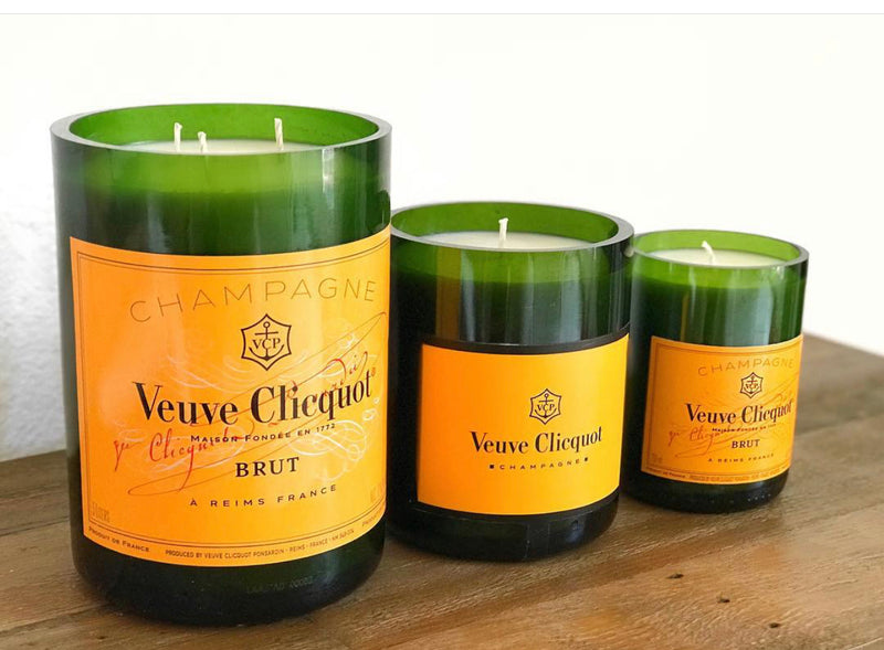 VEUVE LUMINOUS | CANDLE