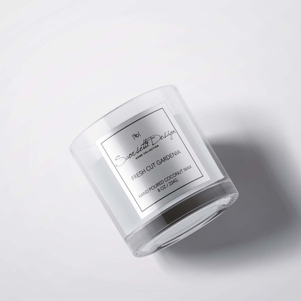 FRESH CUT GARDENIA | CANDLES